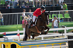 Duguet Romain, SUI, Quorida de Treho<br /> Olympic Games Rio 2016<br /> © Hippo Foto - Dirk Caremans<br /> 19/08/16