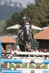 Touzaint Nicolas - Galan de Sauvagère<br /> Eiropean Championship Pratoni del Vivaro 2007<br /> Photo © Hippo Foto
