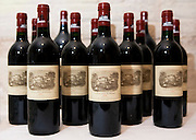 12 Bottles of Grand Vin De Chateau Latour, 1990 wine. This wine is full-bodied dry red wine which retails in the UK at £375 per bottle