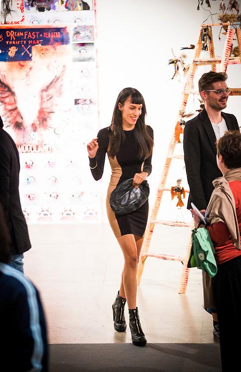 Fashion at Art Basel Miami Beach 2012