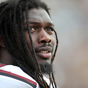 South Carolina Gamecocks defensive end Jadeveon Clowney (7) during an NCAA football game between the South Carolina Gamecocks and the Central Florida Knights at Bright House Networks Stadium on Saturday, September 28, 2013 in Orlando, Florida. (AP Photo/Alex Menendez)