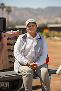 Domatila Martinez is one of the more successful graduates from the ALBA farm incubator in Salinas, CA. She and her crew grow organic strawberries on over 8 acres of land.