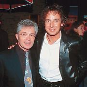 Uitreiking Populariteitsprijs 1998, Jacques d'Ancona en Marco Borsato