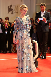 Jane Fonda and Robert Redford walk the red carpet ahead of the 'Our Souls At Night' screening during the 74th Venice Film Festival at Sala Grande. 01 Sep 2017 Pictured: Jane Fonda. Photo credit: MEGA TheMegaAgency.com +1 888 505 6342