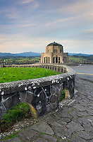 Vista House at Crown Point, Columbia River Gorge National Scenic Area Oregon
