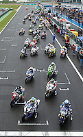 NEVERS, FRANCE - APRIL 14: BOL D´OR 2012 FIM Endurance World Championship at the Circuit de Nevers Magny-Cours on April 14, 2012 in Nevers, France. Photo by Manuel Queimadelos)