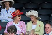 Henley-on-Thames. United Kingdom.  2017 Henley Royal Regatta, Henley Reach, River Thames. <br /> <br /> <br /> 15:54:34  Sunday  02/07/2017   <br /> <br /> [Mandatory Credit. Peter SPURRIER/Intersport Images.