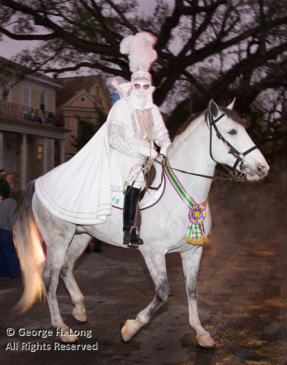 Mystic Krewe of Hermes Carnival parade