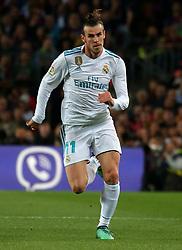 May 6, 2018 - Barcelona, Spain - Gareth Bale during the match between FC Barcelona and Real Madrid CF, played at the Camp Nou Stadium on 06th May 2018 in Barcelona, Spain.  Photo: Joan Valls/Urbanandsport /NurPhoto. (Credit Image: © Joan Valls/NurPhoto via ZUMA Press)