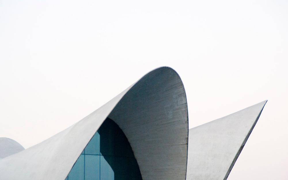 Ciudad de las Artes y las Ciencias. Valencia. Calatrava Architect