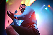 Photos of the band The Aquabats performing at the Pageant in St. Louis on November 14, 2010.