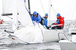 , Kiel - Maior 28.04. - 01.05.2018, J 70 - DUFT'e - GER 761 - Frank-Uwe FUCHS - Yachtclub Berlin-Grünau e. Vֈ