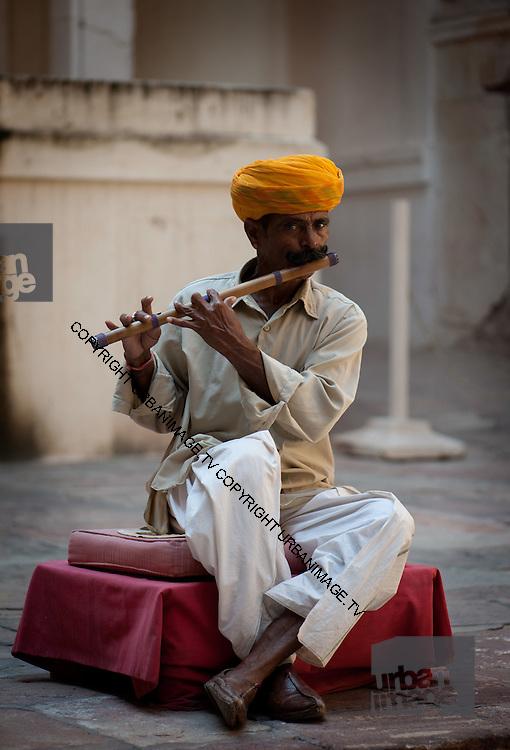 Musician - Udaipur India 2011