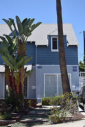 When Markle moved onto the $15,900-a-year Immaculate Heart High School, which she attended from 1991 to 1999, she lived with her dad Thomas on 1767 Vista Del Mar Ave, behind the Hollywood strip, a dingy, dark ground floor flat with two bedrooms.<br /> <br /> <br /> <br /> FULL TEXT SEND TO YOU VIA E-MAIL. PLEASE CHECK CAPTION FOR FURTHER INFORMATION PER IMAGE.