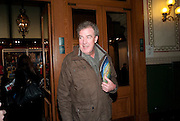 JEREMY CLARKSON, Press night of Cirque du Soleil's new show 'Totem' at The Royal Albert Hall.  London. January 5, 2011<br /> <br /> -DO NOT ARCHIVE-© Copyright Photograph by Dafydd Jones. 248 Clapham Rd. London SW9 0PZ. Tel 0207 820 0771. www.dafjones.com.