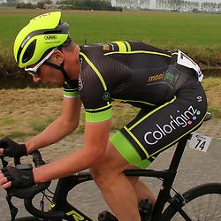 Philippine (NED) CYCLING OCTBER 17<br /> Omloop van de Braakman