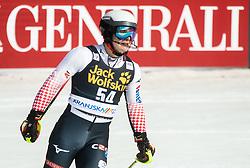 ZUBCIC Filip of Croatia during the Audi FIS Alpine Ski World Cup Men's Slalom 58th Vitranc Cup 2019 on March 10, 2019 in Podkoren, Kranjska Gora, Slovenia. Photo by Matic Ritonja / Sportida