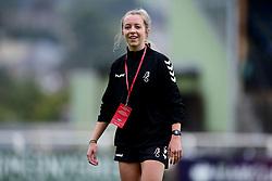 Ellen Davies head of physical performance for Bristol City Women - Mandatory by-line: Ryan Hiscott/JMP - 06/09/2020 - FOOTBALL - Twerton Park - Bath, England - Bristol City Women v Everton Ladies - FA Women's Super League