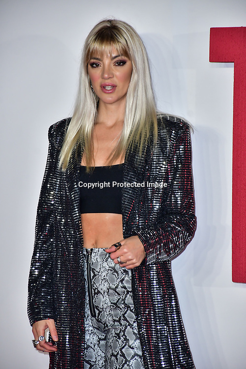 Emelee Smith Arrivers at World Premiere of The Good Liar on 28 October 2019, at the BFI Southbank, London, UK.