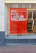 Nederland, Nijmegen, 7-1-2013Uitverkoop.Foto: Flip Franssen/Hollandse Hoogte