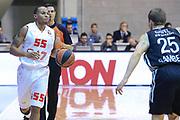 DESCRIZIONE : Paladesio Eurolega 2013-14 EA7 Emporio Armani Milano-Brose Baskets Bamberg<br /> GIOCATORE : Jerrells Curtis<br /> SQUADRA :  EA7 Emporio Armani Milano<br /> CATEGORIA : Palleggio<br /> EVENTO : Eurolega 2013-2014<br /> GARA :  EA7 Emporio Armani Milano-Brose Baskets Bamberg<br /> DATA : 13/12/2013<br /> SPORT : Pallacanestro<br /> AUTORE : Agenzia Ciamillo-Castoria/I.Mancini<br /> Galleria : Eurolega 2013-2014<br /> Fotonotizia : Milano Eurolega Eurolegue 2013-14  EA7 Emporio Armani Milano Brose Baskets Bamberg<br /> Predefinita :