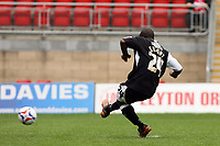 Photo: Chris Ratcliffe.<br />Leyton Orient v Swansea City. Coca Cola League 1. 26/08/2006.<br />Leon Knight of Swansea misses from the spot in the first half.