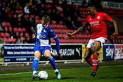 Joe Budd of Bristol Rovers - Mandatory by-line: Robbie Stephenson/JMP - 29/10/2019 - FOOTBALL - County Ground - Swindon, England - Swindon Town v Bristol Rovers - FA Youth Cup Round One