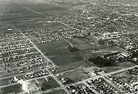 1921 Aerial of Robert Brunton Studios on Melrose Ave.