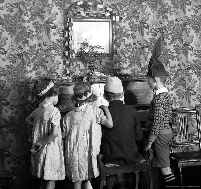 Children's Christmas Party, London, 1932