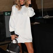 Celebrities attend Fashion Scout - SS19 - London Fashion Week - Day 1, London, UK. 14 September 2018.