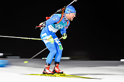 February 11, 2018 - Pyeongchang, Gangwon, South Korea - Thomas Bormolini of Italy at Mens 10 kilometre sprint Biathlon at olympics at Alpensia biathlon stadium, Pyeongchang, South Korea on February 11, 2018. (Credit Image: © Ulrik Pedersen/NurPhoto via ZUMA Press)