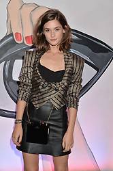 SAI BENNETT at the launch of The Lulu Perspective to celebrate 25 years of Lulu Guinness held at 74a Newman Street, London on 13th September 2014.