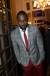 Idris Elba at the GQ Men of the Year 2012 Awards Party held at Musee d'Orsay in Paris, France on January 16, 2013. Photo by Rachid Bellak/ABACAPRESS.COM  | 348654_116
