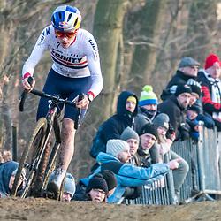 2020-01-01 Cycling: dvv verzekeringen trofee: Baal: British national champion Tom Pidcock