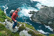 Cliffs, Grass and Ocean. Hiking the Sheeps Head Way, West Cork