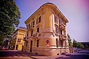A building in Parma Italy.
