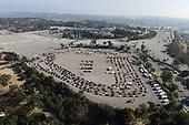 News-Dodger Stadium COVID-19 Testing-Nov 18, 2020