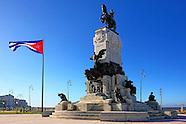 Monumento a Antonio Maceo, Havana, Cuba.