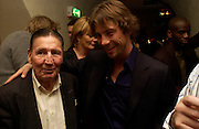 Frankie Fraser and Jay Kay, Playboy and Beat celebrate Playboy's 50th anniversary Designer collection. Adam St. club. 19 March 2004. ONE TIME USE ONLY - DO NOT ARCHIVE  © Copyright Photograph by Dafydd Jones 66 Stockwell Park Rd. London SW9 0DA Tel 020 7733 0108 www.dafjones.com