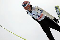 18.03.2012, Planica, Kranjska Gora, SLO, FIS Ski Sprung Weltcup, Einzel Skifliegen, im Bild Martin Koch (AUT),  during the FIS Skijumping Worldcup Individual Flying Hill, at Planica, Kranjska Gora, Slovenia on 2012/03/18. EXPA © 2012, PhotoCredit: EXPA/ Oskar Hoeher.