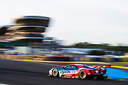 June 13-18, 2017. 24 hours of Le Mans. 67 Ford Chip Ganassi Racing, Ford GT, Andy Priaulx, Harry Tincknell, Pipo Derani