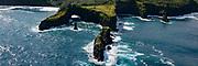 Moku Mana, Pauwalu Point, Hana Coast, Maui, Hawaii