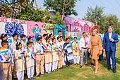 Staatsbezoek  Koning en Koningin aan India - Dag 2
