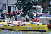 Henley, GREAT BRITAIN,   Henley Royal Regatta, Henley Reach, 2-6 July 1997, Henley, ENGLAND [Mandatory Credit, Peter Spurrier/Intersport-images] Messing about on the River 1997 Henley Royal Regatta, Henley, Great Britain