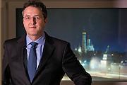 Moscow, Russia, 17/11/2006.&#xA;Cedric Collange,CIS marketing Director for Schneider Electric.&#xA;<br />