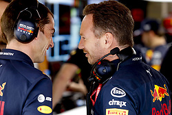 May 10, 2019 - Barcelona, Spain - Motorsports: FIA Formula One World Championship 2019, Grand Prix of Spain, ..Christian Horner (GBR, Aston Martin Red Bull Racing) (Credit Image: © Hoch Zwei via ZUMA Wire)