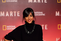 November 8, 2016 - Roma, RM, Italy - Italian actress Annalisa De Simone during Red Carpet of the premier of Mars, the largest production ever made by National Geographic  (Credit Image: © Matteo Nardone/Pacific Press via ZUMA Wire)
