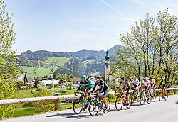 25.04.2018, Reith im Alpbachtal, AUT, ÖRV Trainingslager, UCI Straßenrad WM 2018, im Bild Patrick Konrad (AUT), Stefan Denifl (AUT), Mario Gamper (AUT) // during a Testdrive for the UCI Road World Championships in Reith im Alpbachtal, Austria on 2018/04/25. EXPA Pictures © 2018, PhotoCredit: EXPA/ JFK