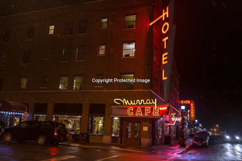 The Murray Hotel, in Livingston, Montana, was picked by Anthony Bourdain as one of his 10 favorite hotels in the world.