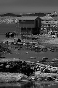 Stages, Deep Cove, NL, Canada